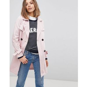 Esprit trench coat - pink