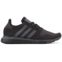 adidas Originals SWIFT RUN Tenisówki i Trampki black, DWH70