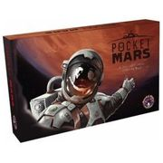 Board & dice Pocket mars. gra karciana