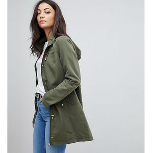 Vero Moda Tall Light Weight Parka Jacket - Green, kolor zielony