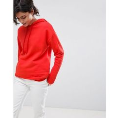2ndday chill hoodie - red marki 2nd day