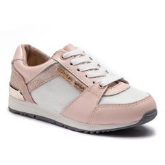 Sneakersy MICHAEL MICHAEL KORS - Zia-Allie Scuba Blush Multi