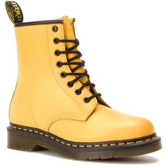 Glany - 1460 smooth 24614700 yellow, Dr. martens, 36-41