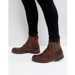 walden lace up boots in brown - brown marki Aldo