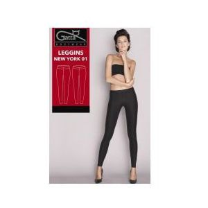 Legginsy lateksowe new york 01 leggins marki Gatta