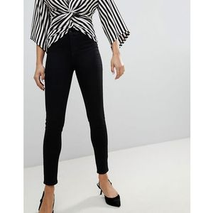 Mango Denim Jegging - Black, kolor czarny