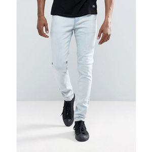 Cheap Monday Tight Skinny Jeans Pale Blue - Blue, kolor niebieski