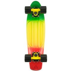 Deskorolka fishskateboards 3 colors green / yellow / red marki Fish skateboards