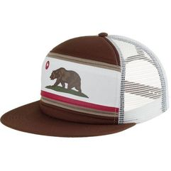 Marmot czapka z daszkiem Roots Trucker California Bear