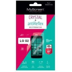 Folia ochronna MYSCREEN PROTECTOR Crystal+Antireflex do LG G2