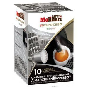 MOLINARI It-Espresso 100% Arabica