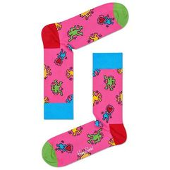 Happy socks - skarpetki keith haring dancing