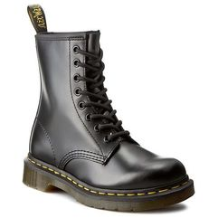 Glany DR. MARTENS - 1460 Smooth 10072004 Black