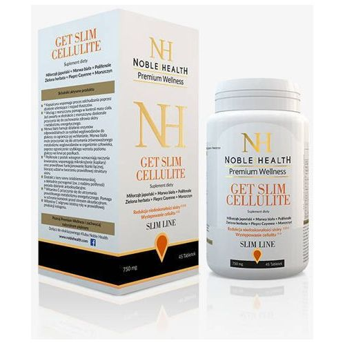 Get Slim Cellulite Noble Health x 45 tabletek