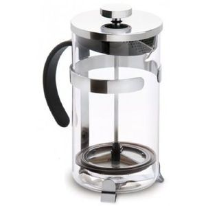 Giannini Zaparzacz do kawy frenchpress srebrny (1000 ml)