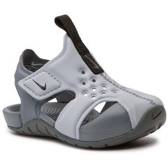 Sandały NIKE - Sunray Protect 2 (TD) 943827 004 Wolf Grey/Black/Cool Grey