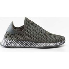 adidas DEERUPT RUNNER J GREY GREY TWO CORE BLACK 36, w 5 rozmiarach