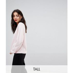 Y.A.S Tall Knitted Jumper - Pink, kolor różowy