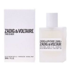 Zadig & Voltaire This is Her Woman 30ml EdP