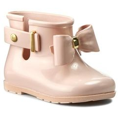 Kalosze - mini melissa sugar rain bow bb 31815 light pink 01276 marki Melissa