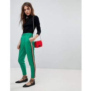 Only Trouser With Taping - Green