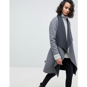 AllSaints Waterfall Jacket - Grey, kolor szary