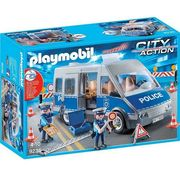Playmobil CITY ACTION Bus policyjny 9236