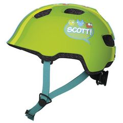 Kask Scott Chomp green stripe (2010000445532)