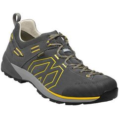 Garmont buty santiago low gtx m dark grey/yellow 10 (44,5 eu)