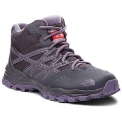 The north face Trekkingi - hedgehog hiker mid wp nf00cj8q5ss periscope grey/purple sage