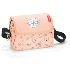 reisenthel® Torebka na ramię everydaybag kids cats and dogs rose (4012013701788)
