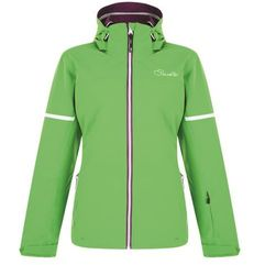 Dare 2b kurtka narciarska amplify jacket fairway green 14