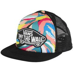 Vans czapka z daszkiem Beach Girl Trucker Hat Abstract Horizon