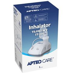 Synoptis pharma Apteo care inhalator tłokowy it-200 x 1 sztuka