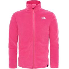 The North Face bluza Y Snow Quest Fz Ptct Pink XS