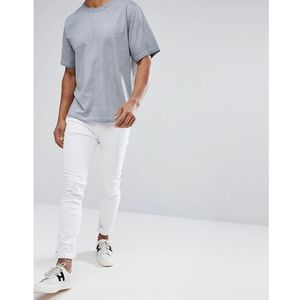 tight white skinny jeans - white, Cheap monday