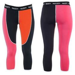 Odzież funkcjonalna - surface lady base layer pants (color) marki Majesty