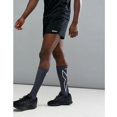 running 4 shorts in black mr4829b-blk - black marki 2xu