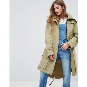 fishtail parka - green marki Hunter