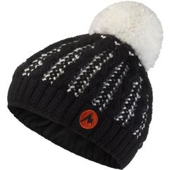 czapka new terry hat black marki Marmot