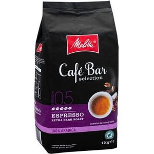 Melitta Cafe Bar Espresso Extra Dark 1 kg