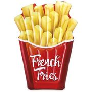 Intex Dmuchany materac French fries
