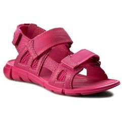 Sandały ECCO - Intrinsic Sandal 70555250229 Beetroot/Beetroot