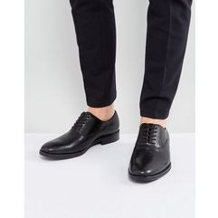 ALDO Eloie Oxford Leather Shoes In Black - Black