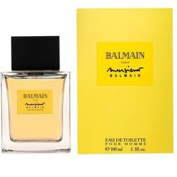 Balmain Monsieur woda toaletowa 100ml