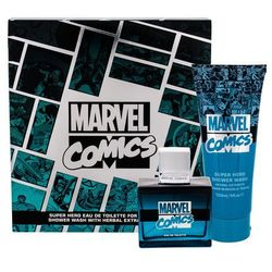 Marvel Comics Hero zestaw Edt 75 ml + Żel pod prysznic 150 ml (7775562264049)