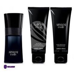Armani Set code (m) edt 50ml + asb 75ml + sg 75ml