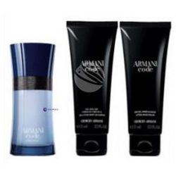SET Armani Code Colonia (M) edt 75ml + asb 75ml + sg 75ml
