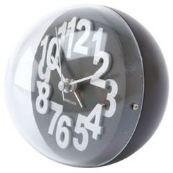 Alarm clock Numbers In Relief