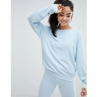 baggy beach jumper - blue, Wildfox, 34-40